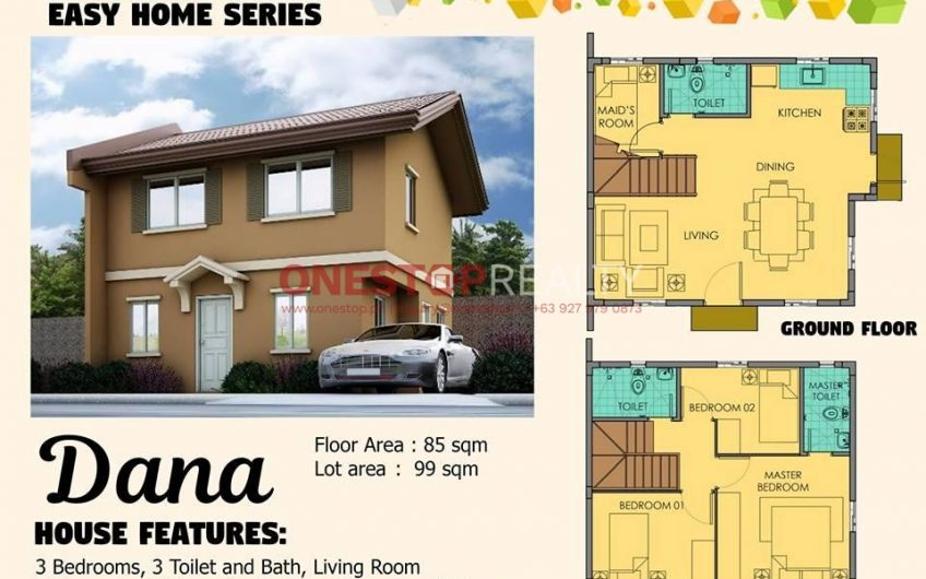 Camella Cantil-e Phase II DANA Unit Re-Sell in Cantil-E, Dumaguete City