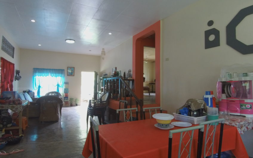 House and lot for Sale in Bagacay, Dumaguete City Negros Oriental