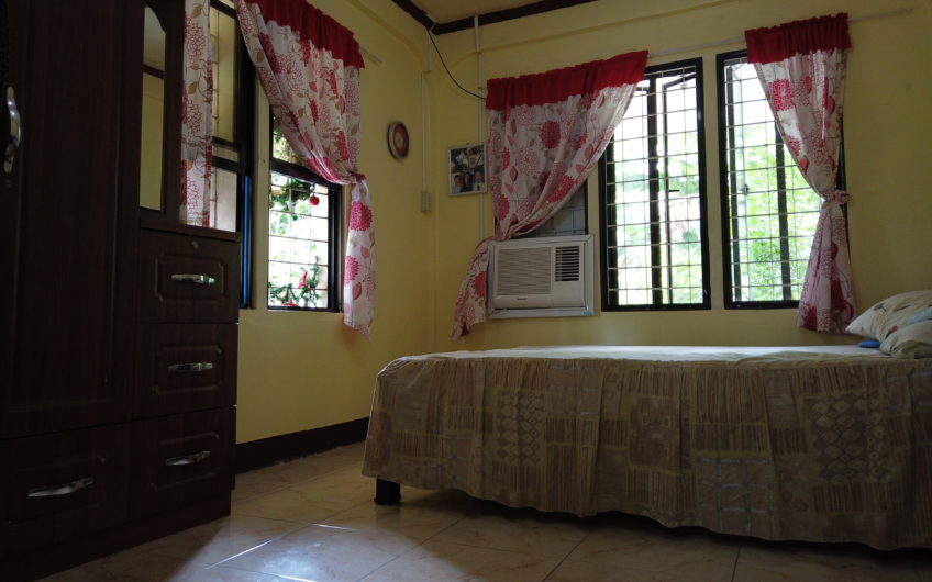 House and Lot for sale near the Beach in Dauin, Negros Oriental