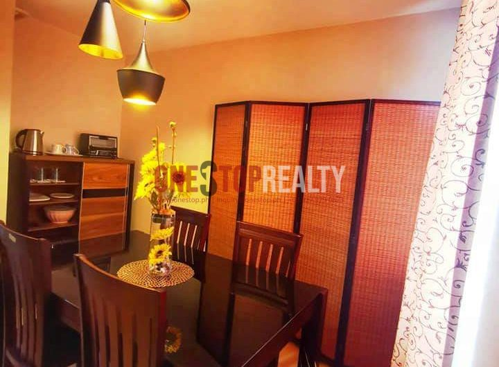 Fully-furnished Condominium for Rent in Marina Town Spatial Building A
