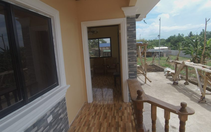 Newly Constructed House and Lot for sale in Cantil-e Dumaguete City, Negros Oriental