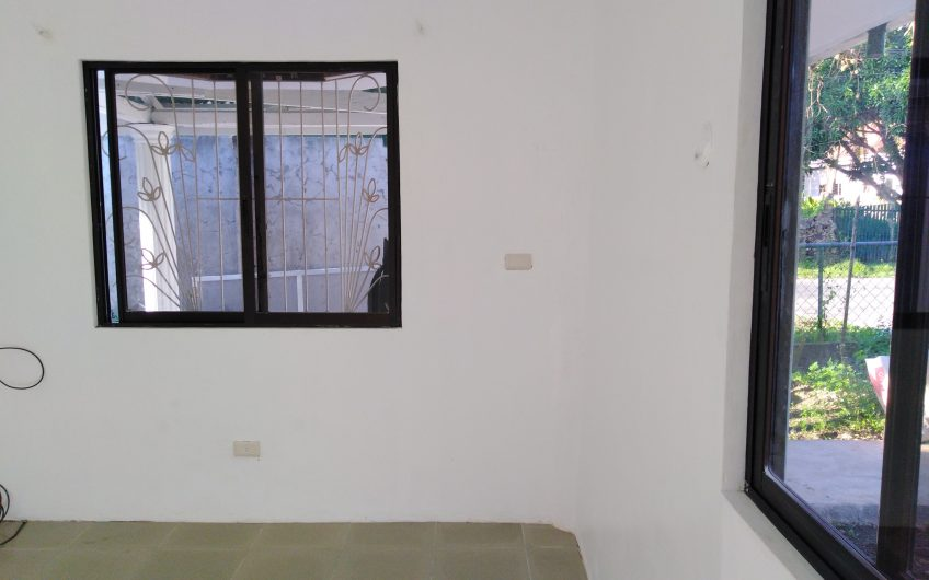 2 Bedroom Non-furnished House for Rent in Banilad, Dumaguete City Negros Oriental